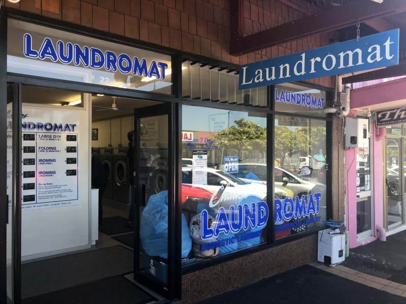 Chatters Laundromat